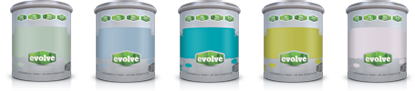 evolve paints