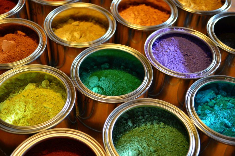 Eco friendly paints for Ecos organic paints