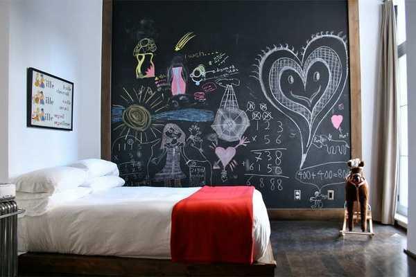 Fun Chalkboard Paint